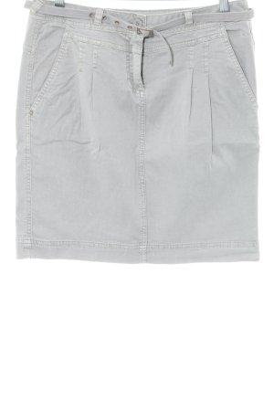 Comma Cargo Skirt light grey casual look