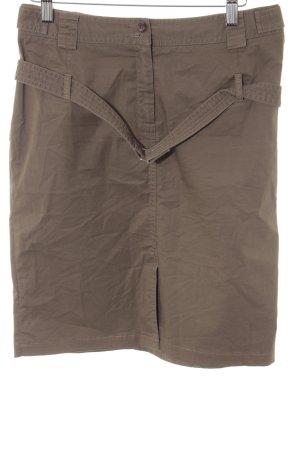 Comma Cargorock khaki sportlicher Stil
