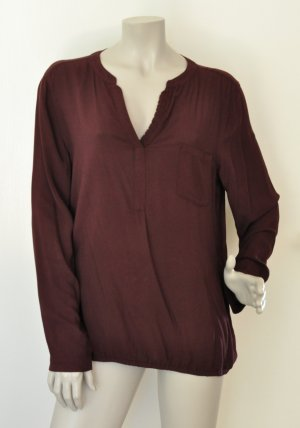 Comma Tunic Blouse multicolored
