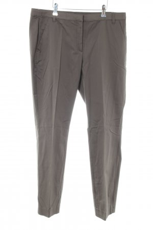 Comma Chinos light grey casual look