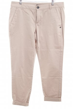 Comma Chino beige casual uitstraling