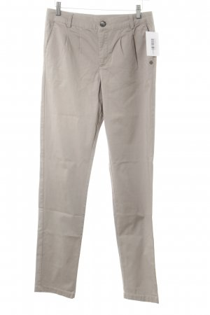 Comma Chinos grey brown casual look