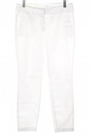 Comma Chinos white business style