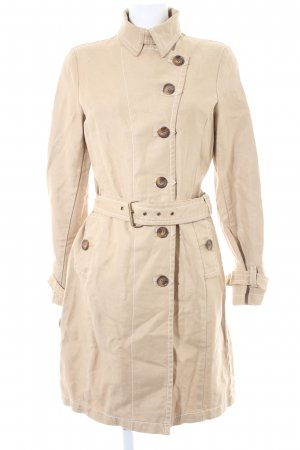 Comma Duffle-coat brun sable oeil nu