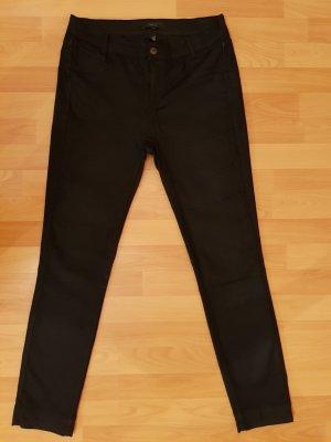 Comma Dunkelblaue Jeans Hose Black