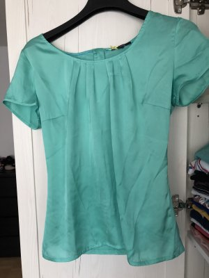 Comma Blouse Top lime-green-green