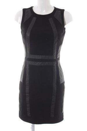 Comma Etuikleid schwarz Elegant
