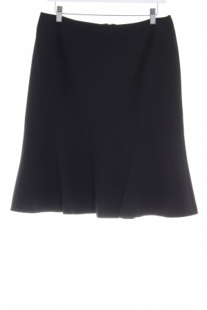 Comma Flared Skirt black classic style