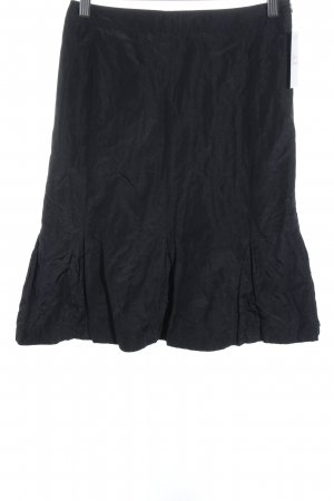 Comma Godet Skirt black business style