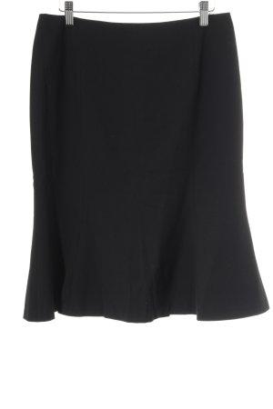 Comma Godet Skirt black elegant