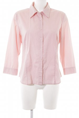 Comma Shirt Blouse striped pattern business style