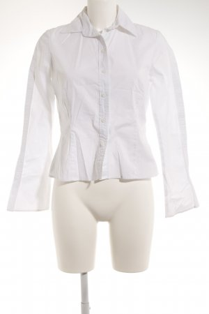 Comma Shirt Blouse white business style