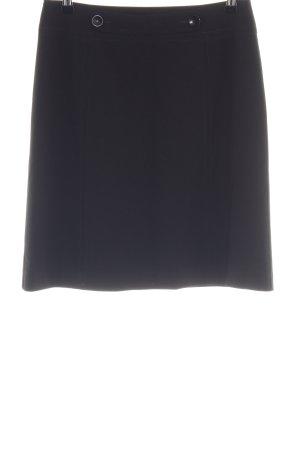 Comma High Waist Skirt black business style