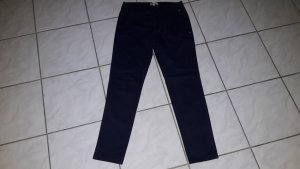 Comma Pantalone chino blu scuro Cotone