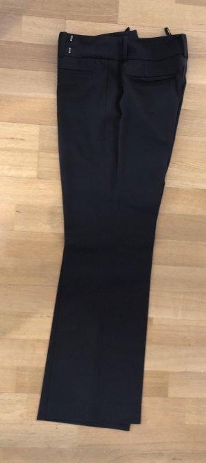 Comma Pantalone a pieghe marrone