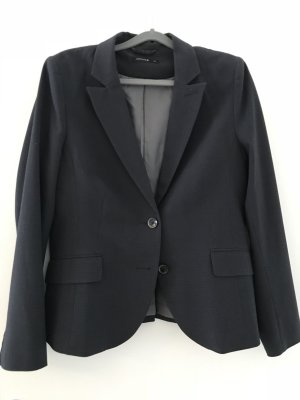 Comma Business Suit anthracite-dark blue