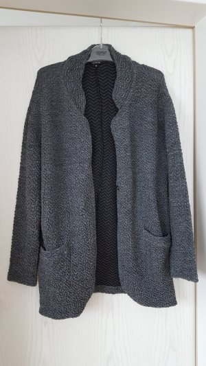 Comma Giacca in maglia grigio