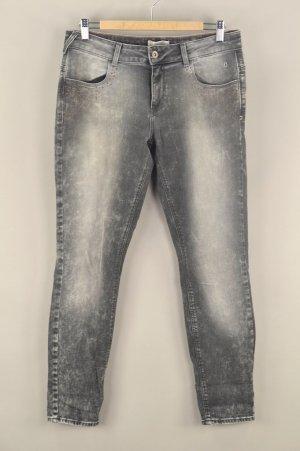 Comma Jeans grau Größe 40