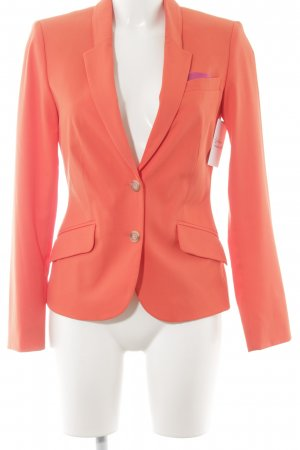 Comma Jerseyblazer orange Business-Look