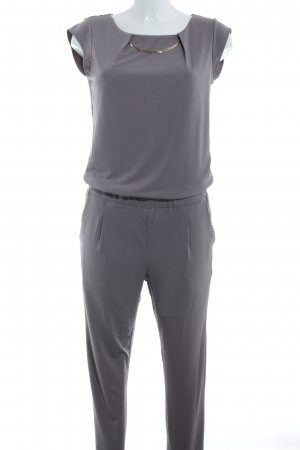 Comma Tuta marrone-grigio elegante