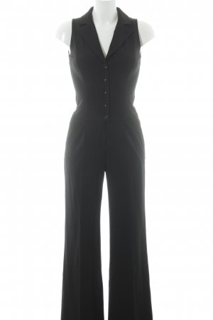 Comma Jumpsuit black elegant