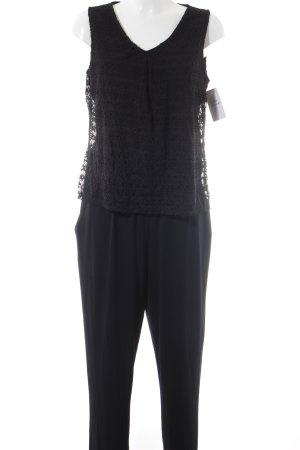 Comma Jumpsuit black extravagant style