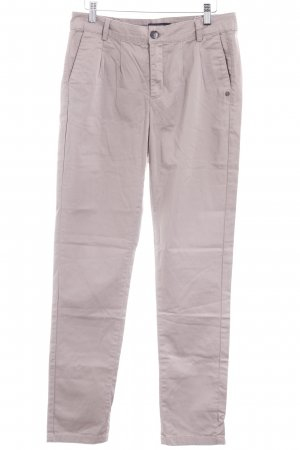 Comma Pantalone peg-top color cammello stile casual