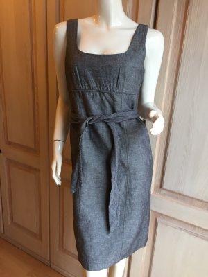 Comma Kleid 36 Etuikleid Leinenkleid /Baumwolle