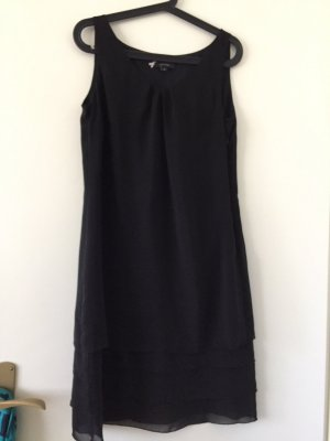 Comma Evening Dress black polyester