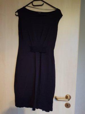 Comma Kleid, dunkelblau Größe 36