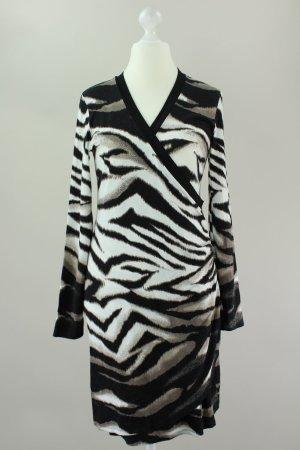 comma, Kleid mehrfarbig Größe 36 1710330330497