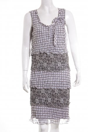 Comma Kleid Mustermix Casual-Look