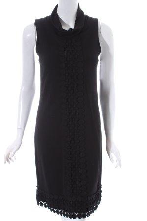 Comma Kleid schwarz minimalistischer Stil
