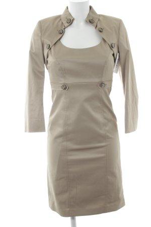 Comma Kostüm beige Business-Look