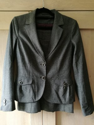 Comma Traje para mujer taupe-marrón grisáceo