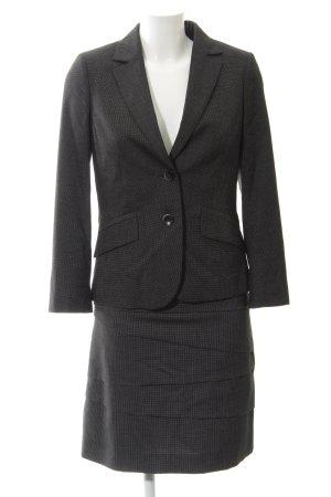 Comma Kostüm grau Business-Look