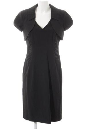 Comma Kostüm schwarz Elegant