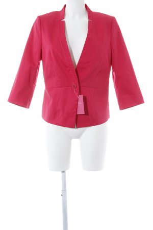 Comma Kurz-Blazer magenta Casual-Look