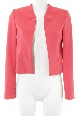 Comma Kurz-Blazer rot Business-Look