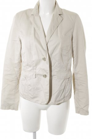 Comma Chaqueta corta crema look casual