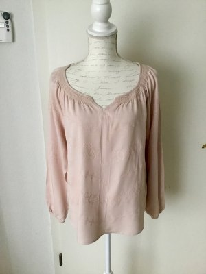 Comma Tunique-blouse vieux rose viscose