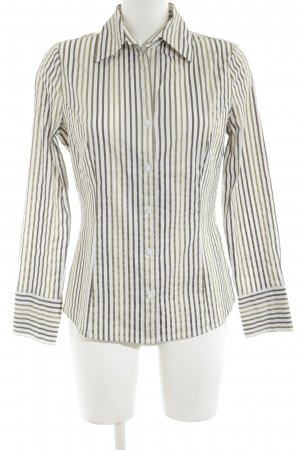 Comma Long Sleeve Shirt striped pattern business style