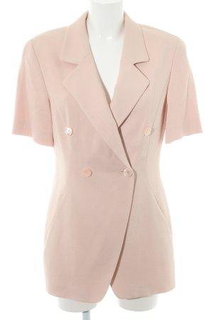 Comma Long-Blazer rosé Business-Look
