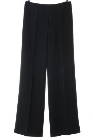 Comma Pantalon Marlene noir style d'affaires