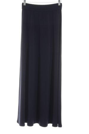 Comma Maxirock dunkelblau Elegant