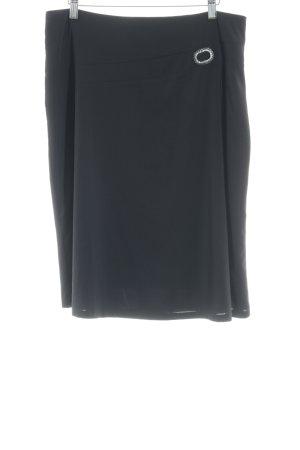 Comma Minirock schwarz Elegant