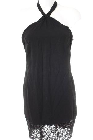 Comma Halter Dress black elegant