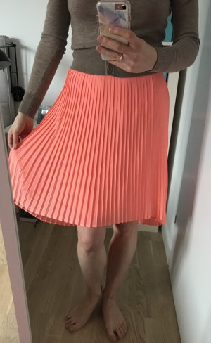 Comma Pleated Skirt multicolored