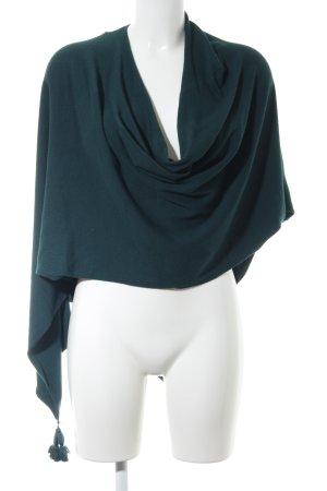 Comma Poncho grün Elegant
