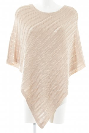 Comma Poncho nude Webmuster Casual-Look